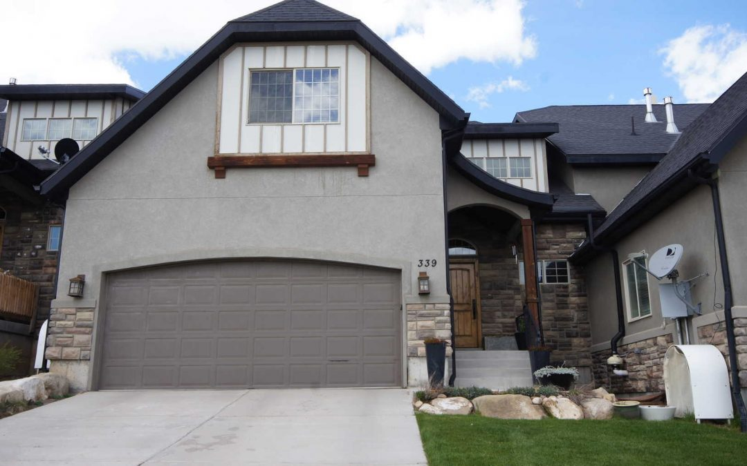 For Sale Town Home 339 N 1400 W Midway Utah 84049