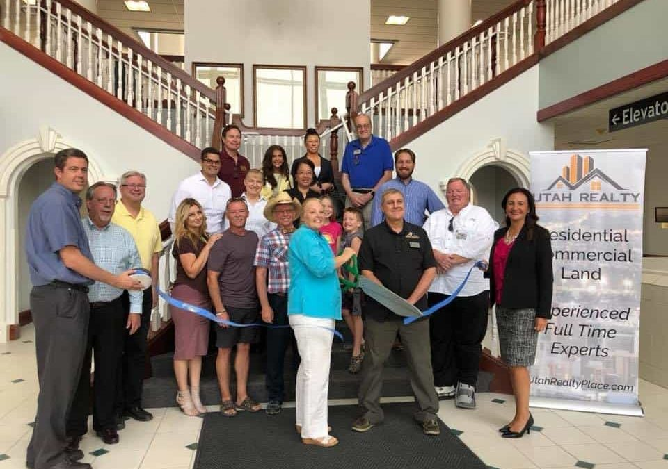 Utah Realty Ribbon Cutting – Grand Opening