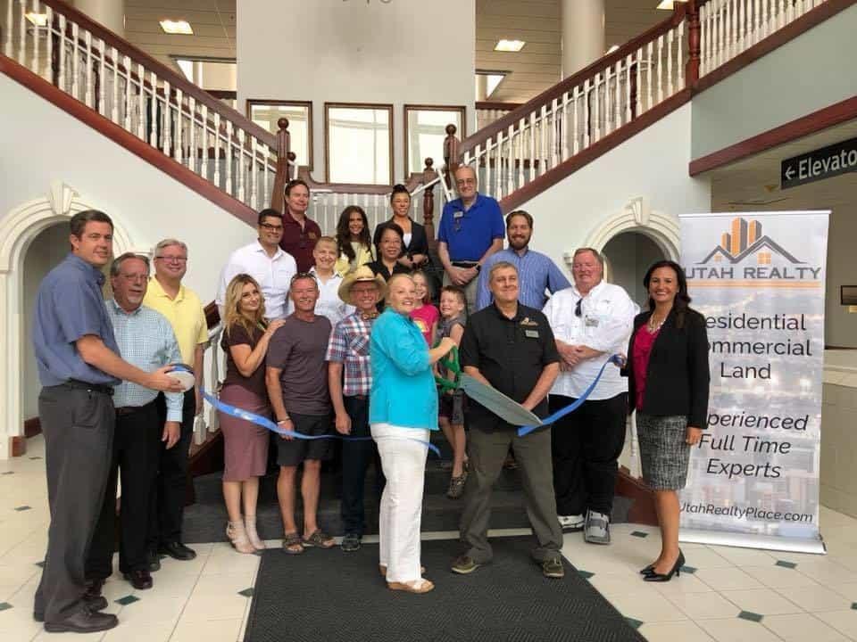 Utah Realty Ribbon Cutting – Grand Opening