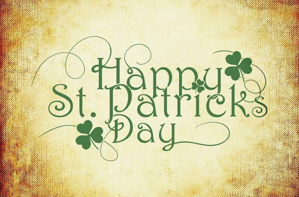 Happy St Patrick's Day Utah!